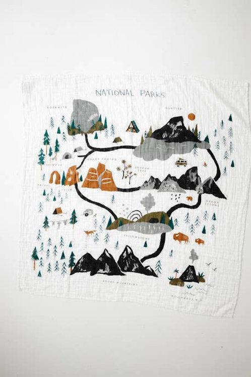 National Parks Swaddle