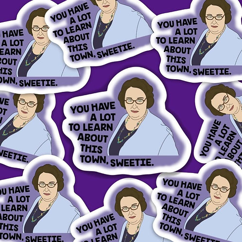 Phyllis Sticker - The Office