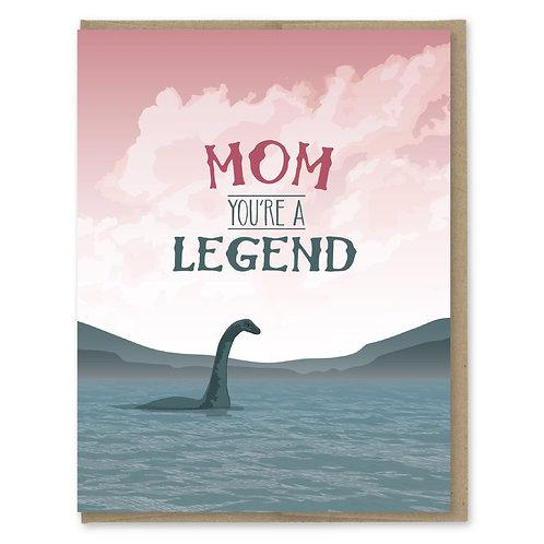 Mom Legend Card