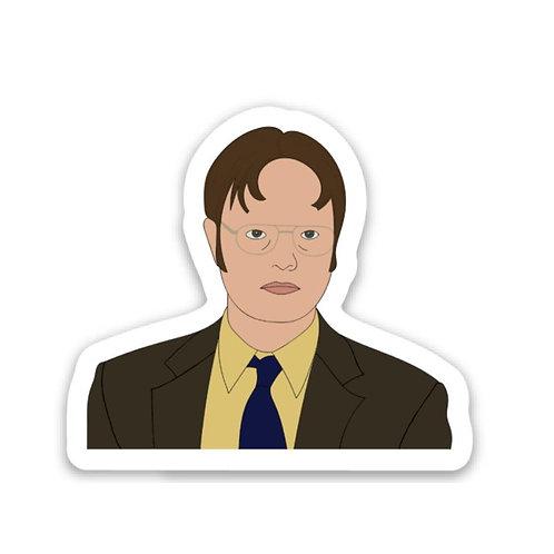 Dwight Sticker -The Office