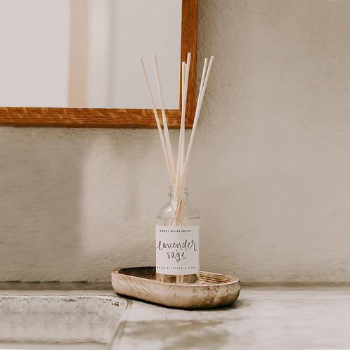Lavender Sage Reed Diffuser