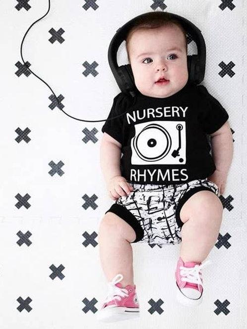 Nursery Rhymes Onesie