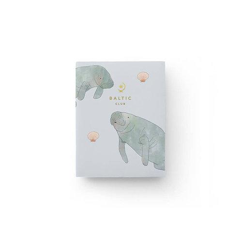 Manatees Pocket Notebook