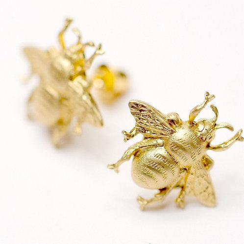 Little Bee Post Earrings