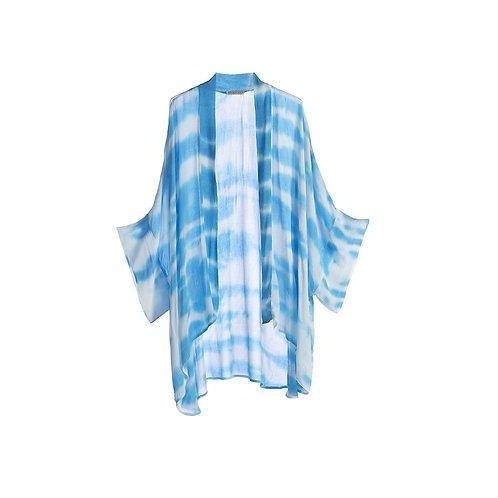 Tricia Kimono Turquoise