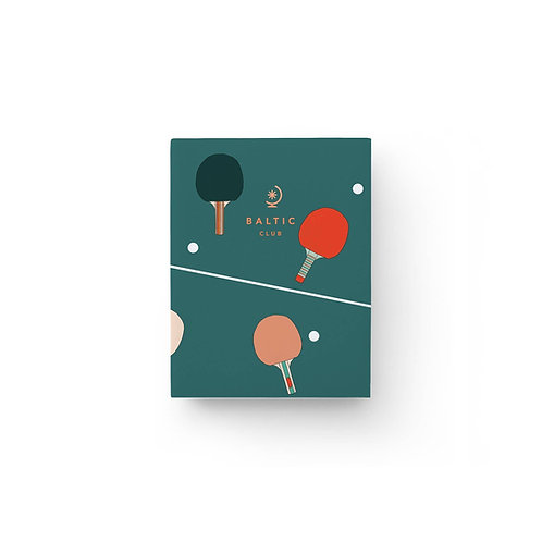 Ping Pong Notebook