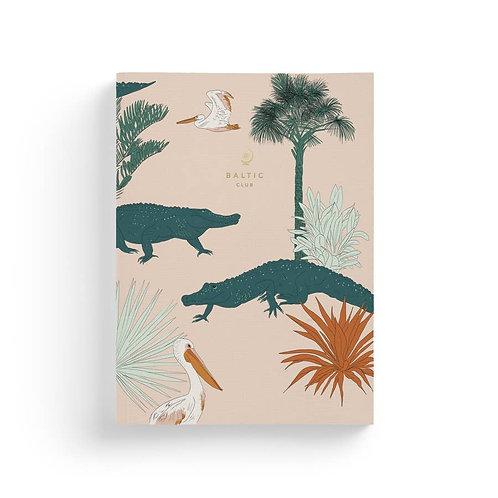 Keys' Crocodile Notebook