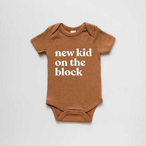 New Kid Onesie