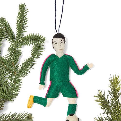 Ronaldo Ornament