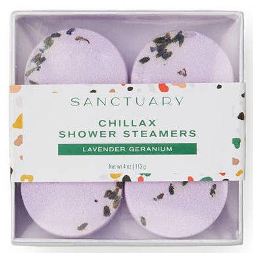 Shower Steamers Lavender + Geranium