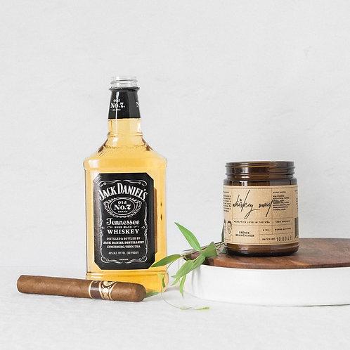 Frerés Branchiaux Candle Co. Whiskey Sweet