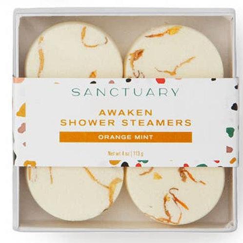 Shower Steamers Orange Mint