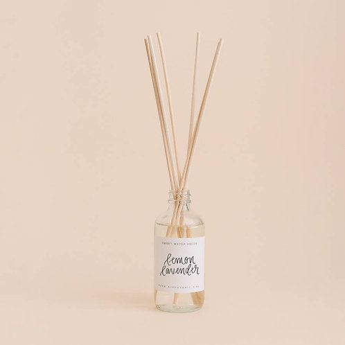 Lemon + Lavender Reed Diffuser