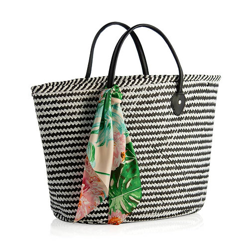 Tessa Tote with Scarf
