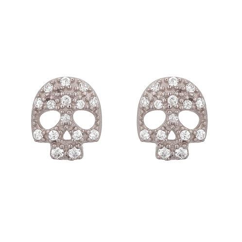 Tiny Crystal Skull Posts