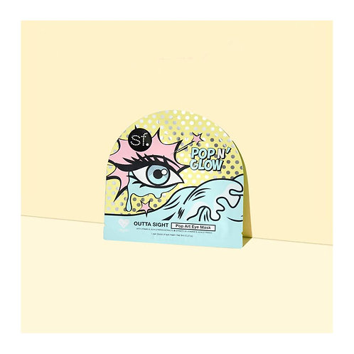 Outta Sight Brightening Eye Mask