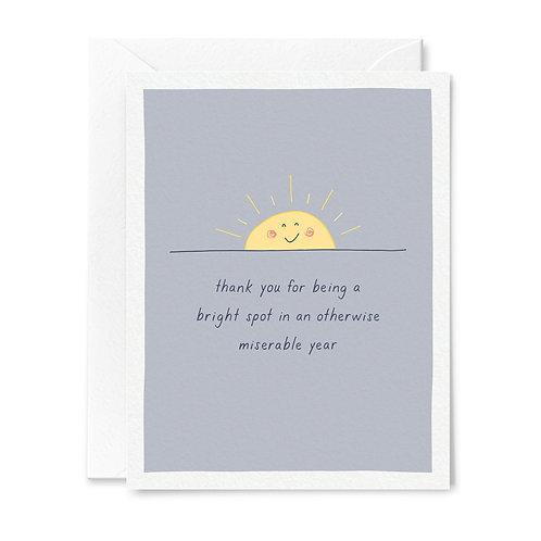 Bright Spot Card