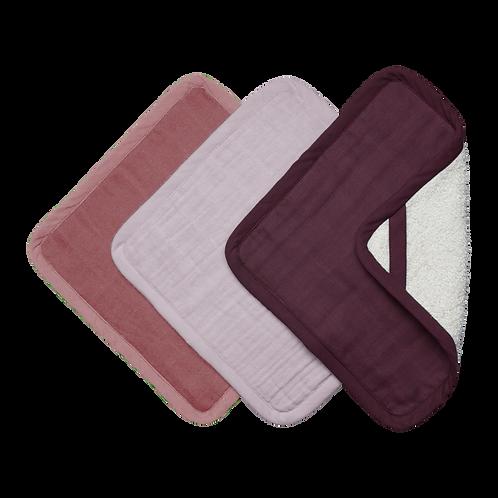 Fabelab Waschlappen Berry (3 Stk.)