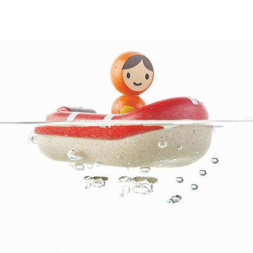 Plantoys Schnellboot für die Badewanne