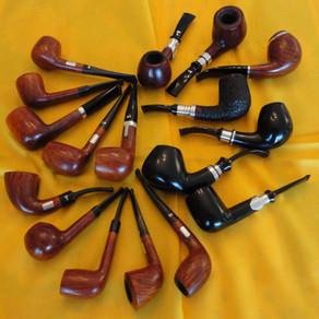 Lot de pipes