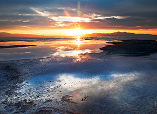 The Great Salt Lake, 2016