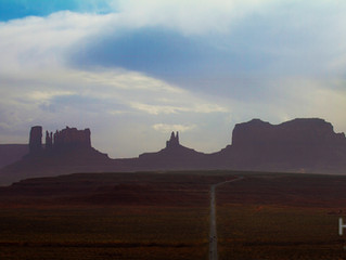Monument Valley, 2016
