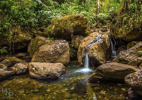 El Yunque Waterfall