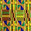 Thumbnail: Adult Custom Stretchy Ankara Print Headband