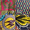 Thumbnail: Custom made Ankara Print  Baby Set, Burp cloth, Bib and Plush Elephant