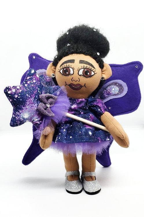 OOAK MINI doll, African American doll, Pan African doll