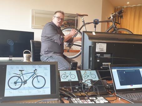 The Bike Hub goes online: innovation meets cycling on virtual forum