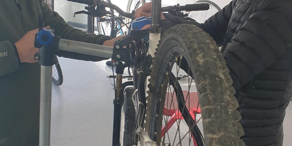 TY Bike Mechanics and Safe Cycling
