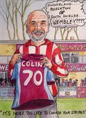 Colin's 70th birthday