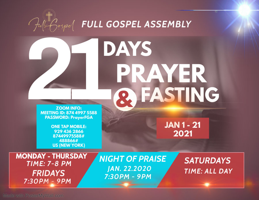 Copy of 21 days of prayer and fsting - M