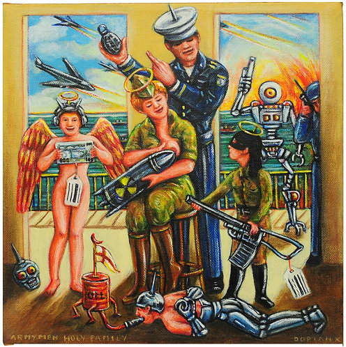 ARMIMEN HOLY FAMILY 30x30