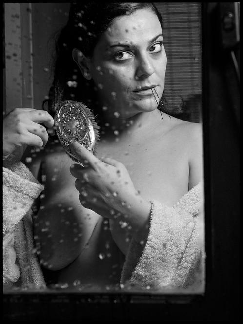 Tommaso Bilardo Confidential Sicily Allo specchio