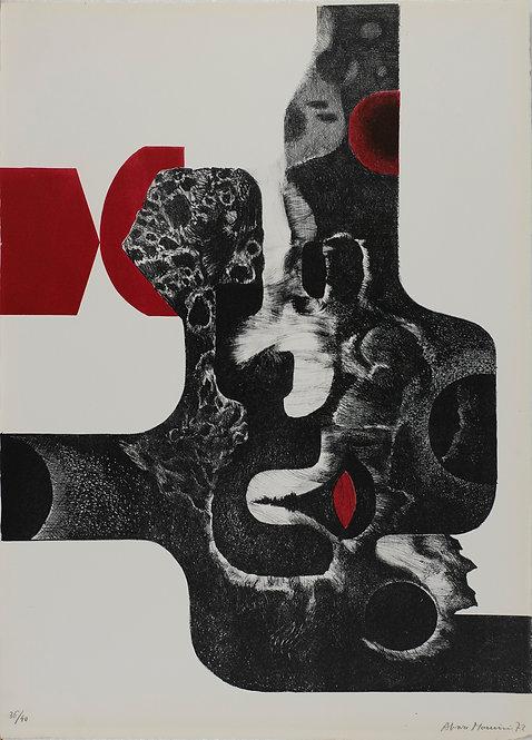 Alvaro Monnini Cartella serigrafie