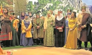 Crece el malestar de la nobleza aragonesa con sus nuevos reyes
