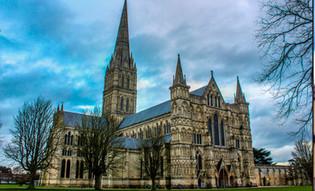 Catedral de Salisbury, primer gótico inglés