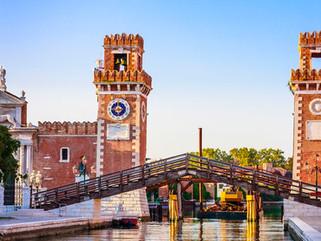 Venecia; la otra forma de imperio
