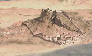 Los almohades encuadran el poblado de la Mola en la ciudad de Alicante