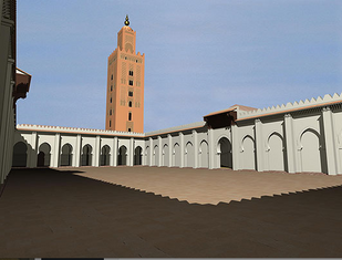 Sevilla; los almohades embellecen la capital del Al-Ándalus