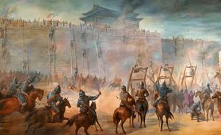 Gengis Khan conquista el reino Tangut y controla la Ruta de la Seda