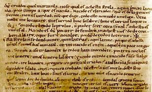 Auto de los Reyes Magos, la primera pieza teatral escrita en castellano