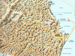 San Juan de Acre, capital del reino de Jerusalén