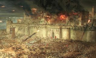 Los cruzados rechazan la oferta de Jerusalén y toman Damieta