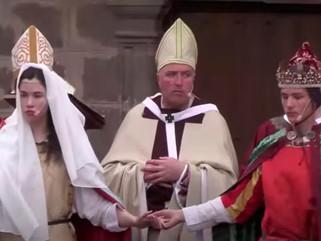 Leonor de Castilla abandona a Jaime I y se lleva a su hijo Alfonso, heredero jurado de Aragón