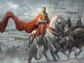 Corazón de León regresa a Inglaterra... sin Berenguela