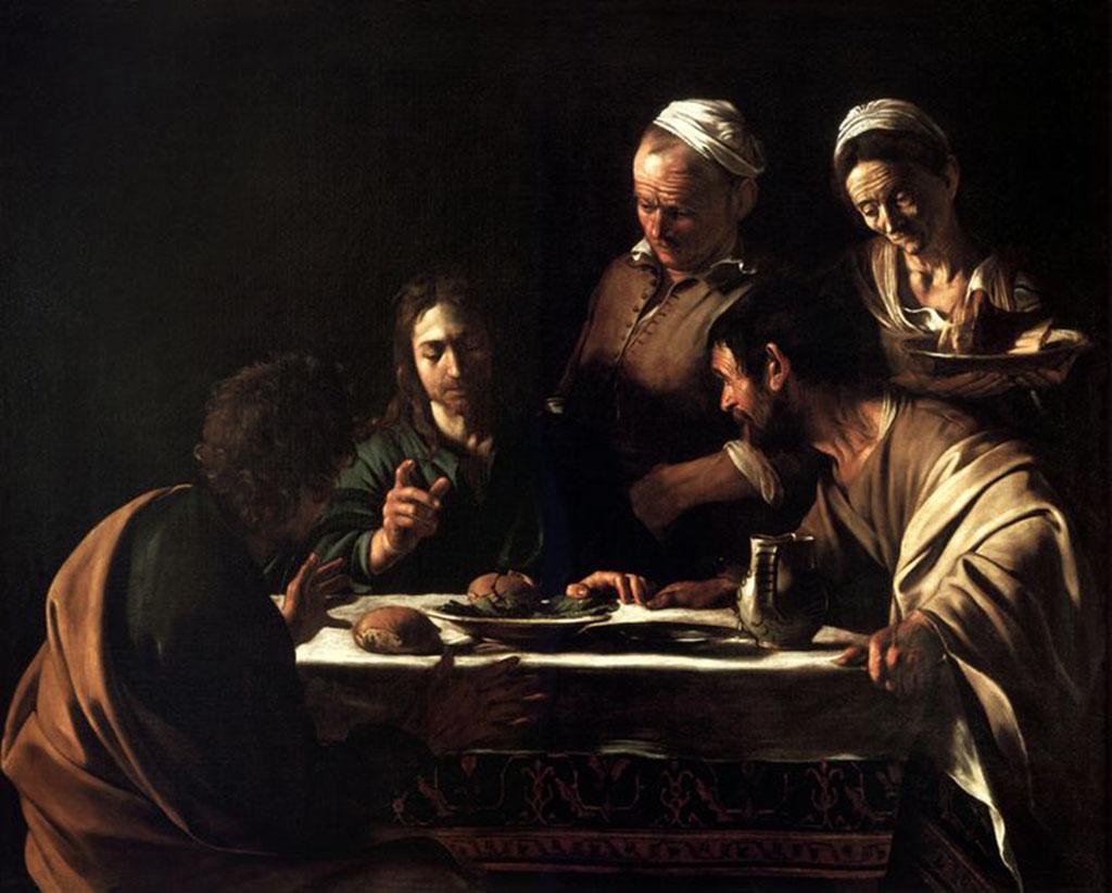 Los Discipulos de Emaús