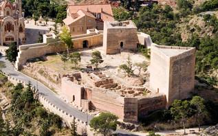 Novelda en época almohade: se construye el castillo de La Mola